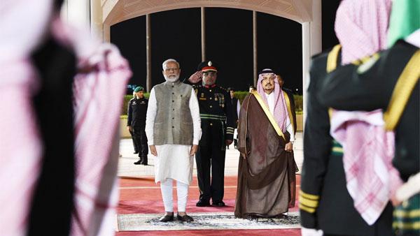 ['We share similar security concerns', says Modi in Saudi Arabia]