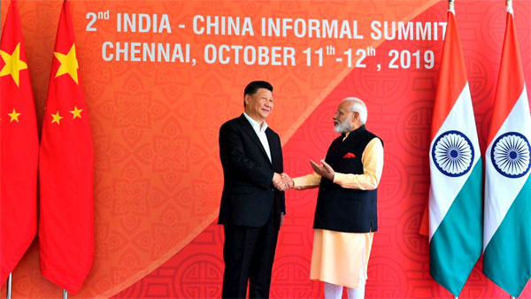 Modi-Xi meeting