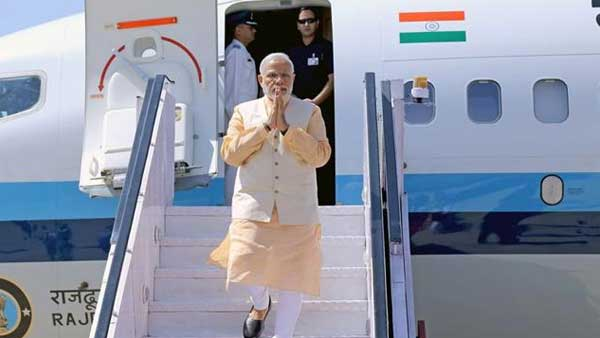 Special Aircraft flying Narendra Modi to be under IAF from 2020