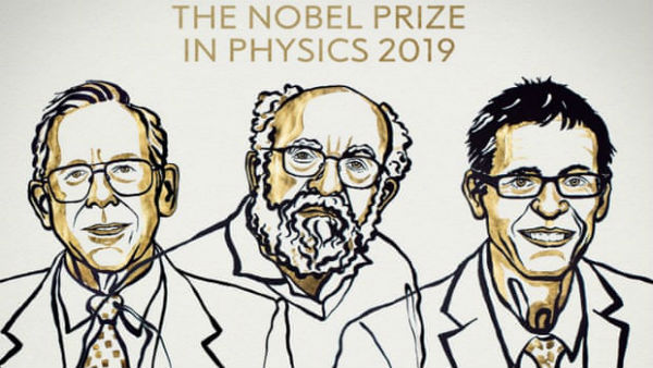 2019 Nobel Prize in Physics