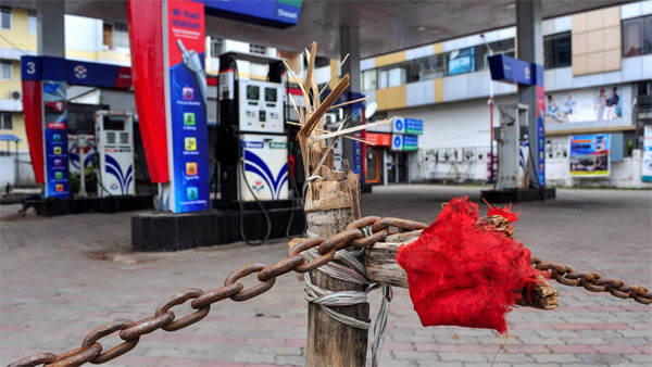 Fuel price hike: Petrol rate jumps 30 paise high on Saturday; Diesel price remains unchanged