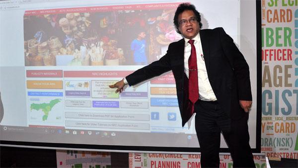 FIR lands former NRC coordinator Prateek Hajela in fresh trouble