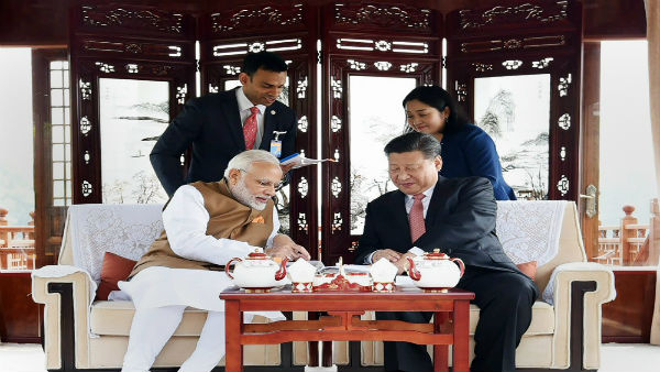 After first 'Chai pe Charcha' in Wuhan, India rolls out red carpet for Xi in Mahabalipuram