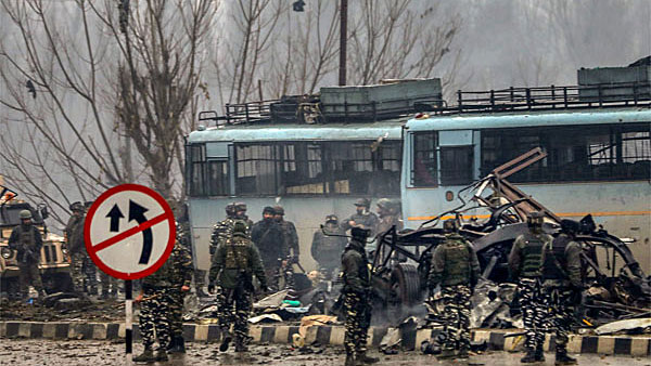 Pulwama attack: Sawmill owner and logistic provider arrested