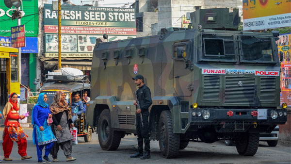Punjab on high alert: 5,000 officials take part in operation