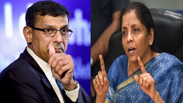 Raghuram Rajan reminds Sitharaman: