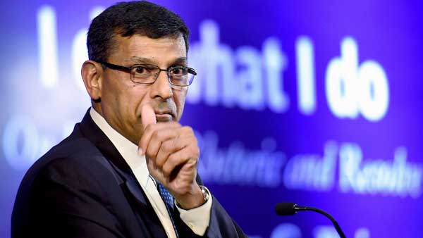 Rajan comment on economic growth:
