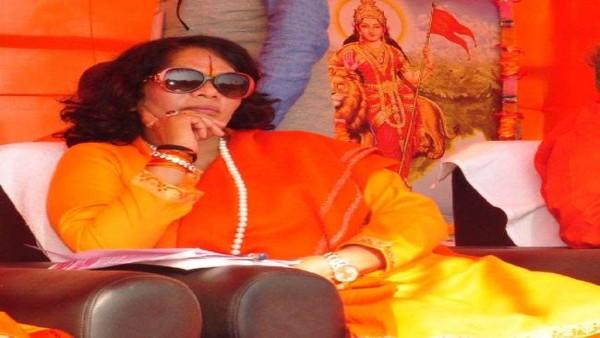 Sadhvi Prachi demands security cover citing Kamlesh Tiwari's murder