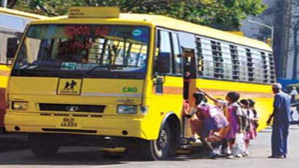 Police verification now a must for school bus drivers