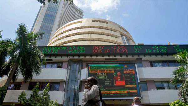 Nifty above 12,000, Sensex up 130 pts as Nirmala presents Union Budget 2020