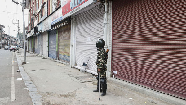 Internet shut down, key factor for business losses in Kashmir