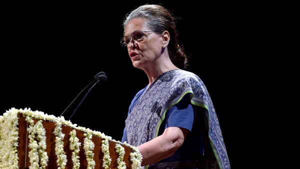 Sonia Gandhi to attend Chhattisgarh Foundation Day function on Nov 1