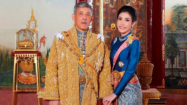 Thai king fires four royal guards for extremely evil conduct, Adultery