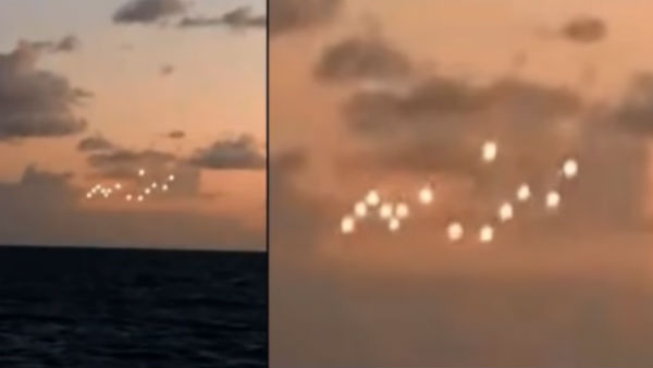 UFO spotted in North Carolinas outer banks: Are they real? Was it aliens?