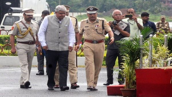 CRPF cover to Bengal Governor: Why weren't we consulted TMC govt asks MHA