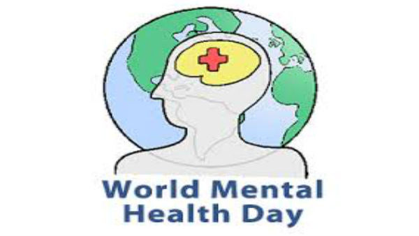 World Mental Health Day 2019 theme - 40 seconds of action - Suicide Prevention