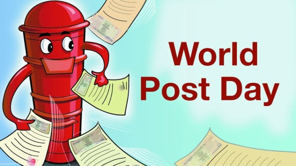 Why Oct 9 is celebrated as World Post Day? - Oneindia News