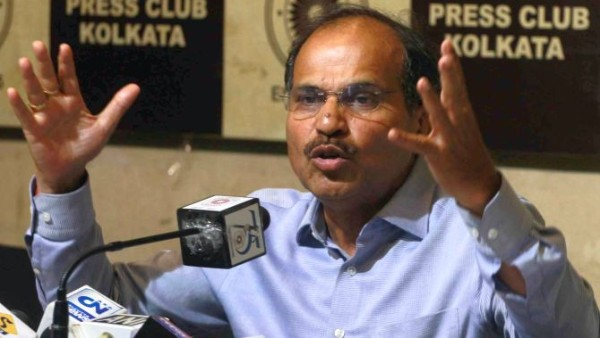 Adhir Chowdhury accuses WB Police of arresting Cong spokesperson