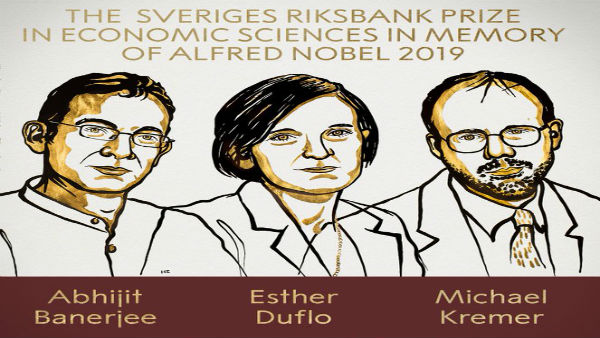 India-origin Abhijit Banerjee, 2 others won 2019 Nobel Peace Prize in economics