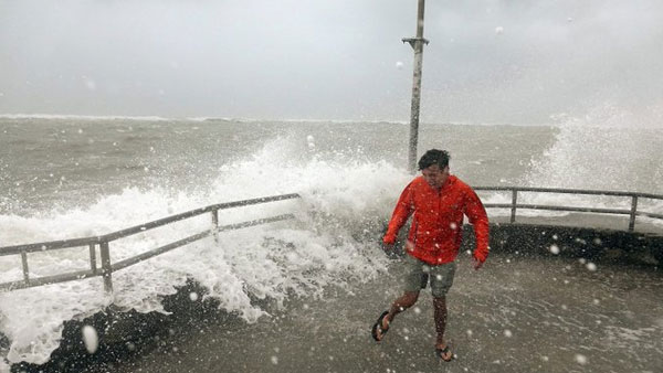 Cyclone 'Maha' spins up over Lakshadweep; to become very severe cyclone