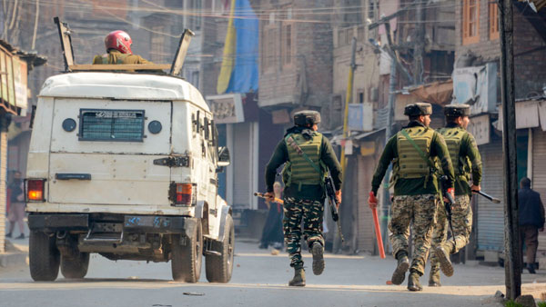 J&K: Security beefed up after terror attack, normal life disrupted in valley