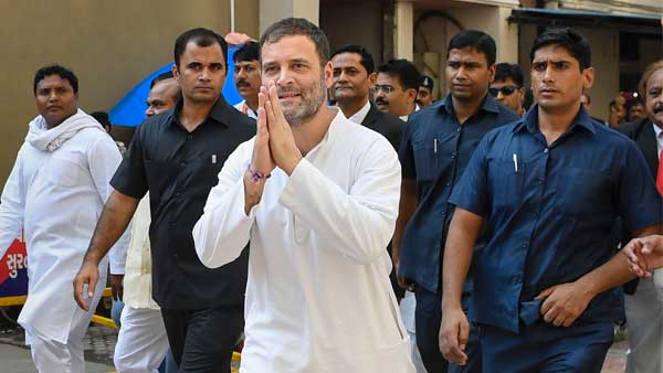 <strong>[Defamation case: Rahul Gandhi pleads not guilty; Next hearing on Dec 10]</strong>