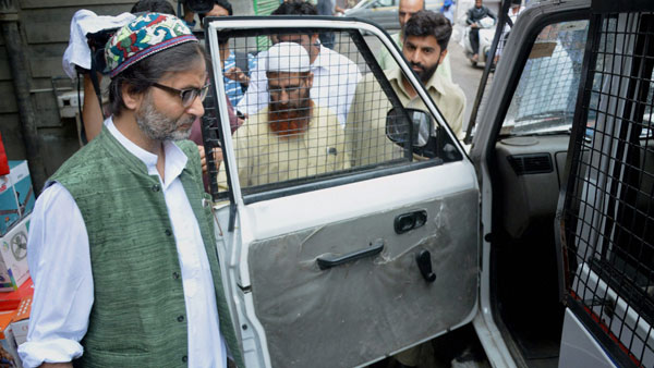 IAF hero gets justice: Why it is time up for Yasin Malik