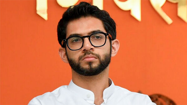 [Maharashtra impasse: Guv refused to give us more time, talks with Cong-NCP on, says Aaditya]