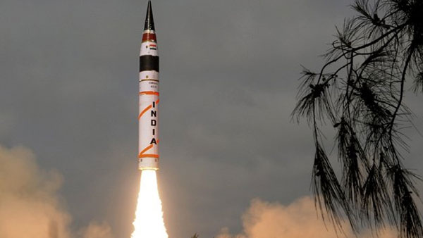 DRDO successfully conducts Agni II missile's night trial: