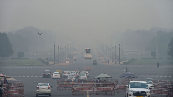 Air quality to worsen by Friday