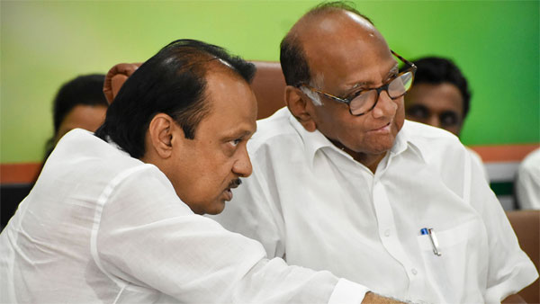 Ajit Pawar's Coup: Uncle-nephew tussles not new in Maharashtra