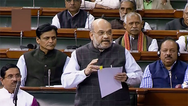Lok Sabha passes the SPG bill to provide special security to PM and his kin