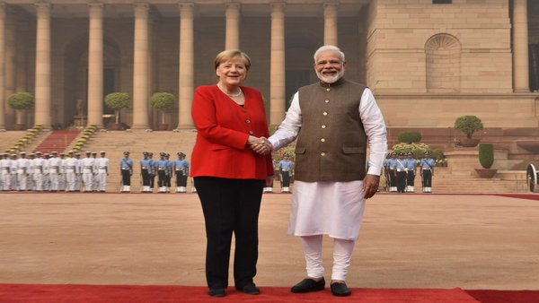 India-Germany marching towards new and advanced technology: Angela Merkel