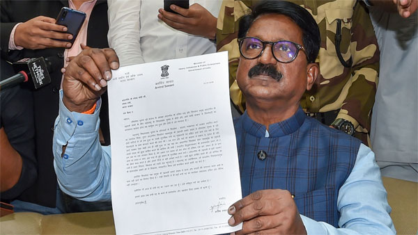 You know what this means: Arvind Sawant not getting appointment with PM