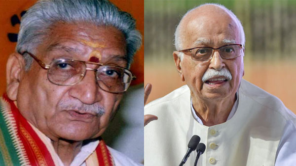 Ram Janmabhoomi movement- engineered by Ashok Singhal, charioted by L K Advani