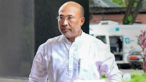 Naga talks : Manipur CM appeals for peace as Shah assures deal wont affect integrity of the state