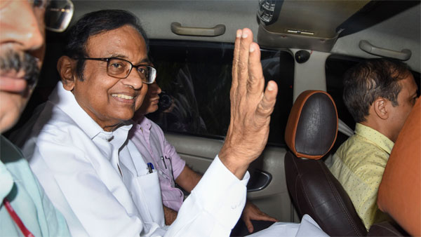 Assault on office of President: Chidambaram slams govt over Maharashtra drama