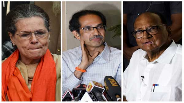Was it Pawar or Sonia who halted the Shiv Sena at the last minute