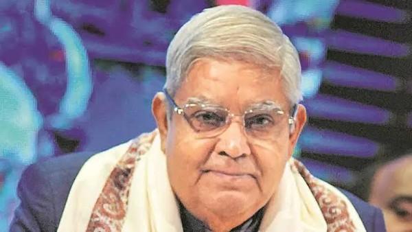 GuvGovt standoff in WB: Dhankhar visits Singur, says