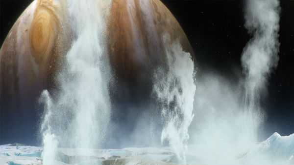 NASA confirms water vapour on Jupiters moon Europa