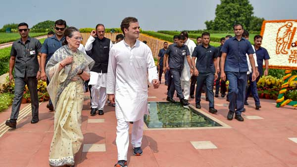 Amid row over Gandhis' security cover, SPG amendment bill to be introduced in Lok Sabha