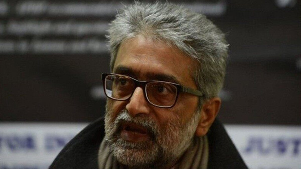 Gautam Naulakha (A file photo)
