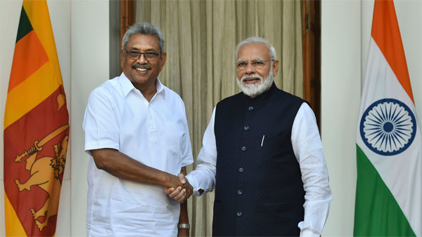 Lankan Tamils, terror and security issues figure in Modi-Rajapaksa talks