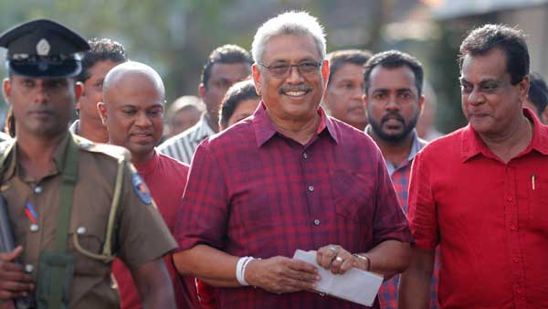 Gotabaya Rajapaksa likely to appoint his brother Mahinda as Sri Lanka PM