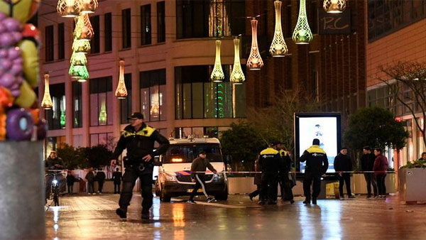Three injured in stabbing incident at The Hague
