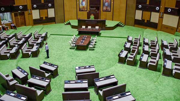 Jharkhand assembly sat for 25 days per year