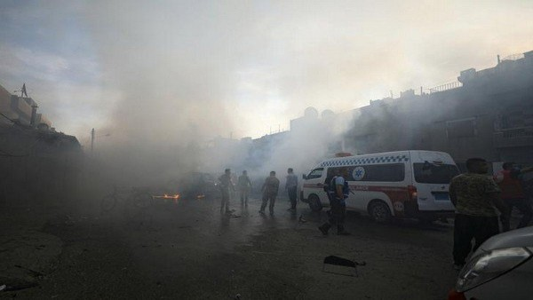[Afghanistan: 5 terrorist killed after an IED explodes prematurely]