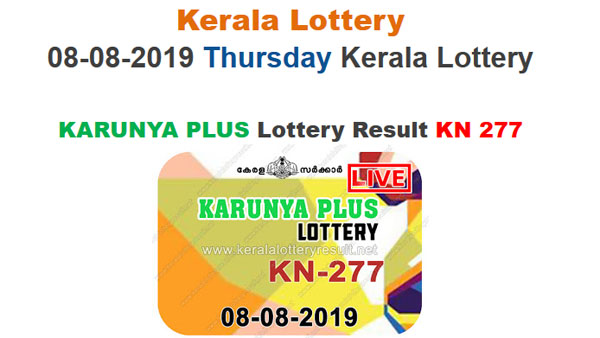 Kerala State Lottery: Sthree Sakthi SS-182 result live