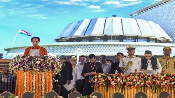 Uddhav-led govt promises to give concrete aid for farmers, revive Shivaji fort