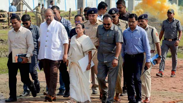 WB incurs loss of nearly Rs 50,000 cr due to cyclone 'Bulbul': Mamata